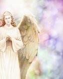 A healing angel.