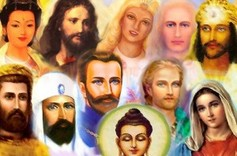 A group of Ascended Masters