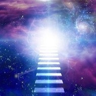 Stairway into heaven and the universe.