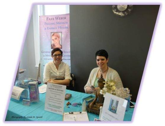 Faye Weber at Psychic & Healing Expo